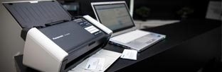 Document scanner solutions for finance
